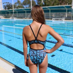 Swimtek Female Goosebumps BACK