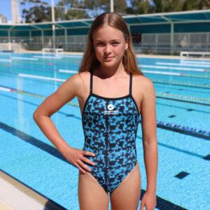 Swimtek Female Goosebumps FRONT