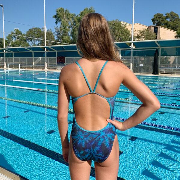 Swimtek Female Palms-Springs BACK