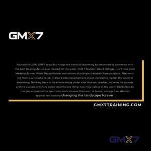 Swimtek Swimming Equipment GMX7 History